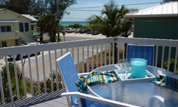 Island Beach House - Sun Deck Rental - Deck